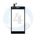 Touch Digitizer Black For Huawei Ascend G535