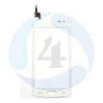 Touch White For Samsung Galaxy SM G3815 Express 2