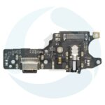 USB charging port board flex For Redmi note 9 With Microphone Mic Charger Connector