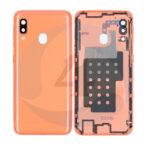 Amsung Galaxy A202 A20e backcover orange