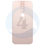 Back panel cover for nokia 4 2 pink backcover batterij cover