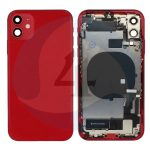 Backcover housing Red For Iphone 11