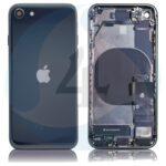 For Apple i Phone Batterij cover SE 2020 backcover pulled originale black reparatie vervangen