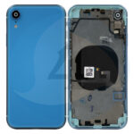 For Apple i Phone XR Batterij cover housing compleet Blue