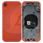 For Apple i Phone XR Batterij cover housing compleet Orange
