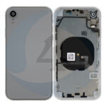 For Apple i Phone XR Batterij cover housing compleet White