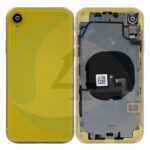 For Apple i Phone XR Batterij cover housing compleet Yellow