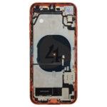 For Apple i Phone XR Batterij cover pulled compleet orange