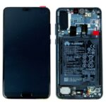 For Huawei P20 pro service pack lcd scherm display blue