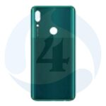For huawei p smart z blue batterij cover Green