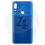 For huawei p smart z blue batterij cover blue