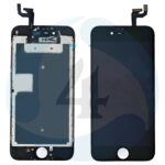 I Phone 6 S Display plus Touchscreen plus Metal Plate Aplus High Quality Black