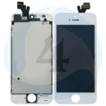 Iphone 5 display touchscreen metal plate a high quality white 1000x1000h