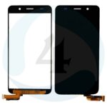 Lcd with touch screen for huawei y6 black display scherm screen