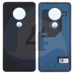 Nokia 7 6 6 2 batterij cover backcover black