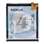 Nokia 8 batterij vervangen reparatie
