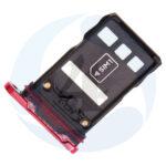 P30 pro sim tray red