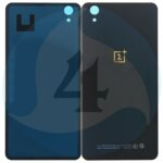 Replacement battery cover oneplus x black 1000x1000h