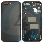Replacement for oneplus 5 back cover black batterijcover
