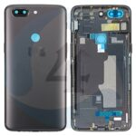 Replacement for oneplus 5t back cover slate gray