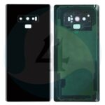 Replacement for samsung galaxy note 9 sm n960 back cover black