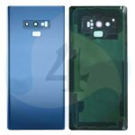 Replacement for samsung galaxy note 9 sm n960 back cover blue