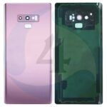 Replacement for samsung galaxy note 9 sm n960 back cover purple