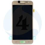 Samsung Galaxy J250f J2pro 2018 service pack scherm display lcd Gold