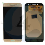 Samsung Galaxy J730 J7 2017 service pack lcd scherm display gold