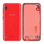 Samsung galaxy A105 A10 backcover battery red