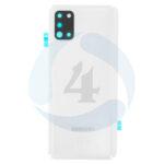 Samsung galaxy A217f A21s batterij cover white