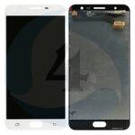 Samsung galaxy G610 J7 prime lcd display scherm White