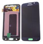 Samsung galaxy G920f S6 service pack lcd scherm display screen black