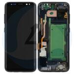 Samsung galaxy G950 lcd scherm display s8 assem premium black