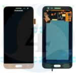 Samsung galaxy J320 J3 2016 service pack lcd scherm display Gold