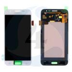 Samsung galaxy J500 J5 2015 lcd scherm display service pack White