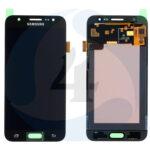 Samsung galaxy J500 J5 2015 lcd scherm display service pack black