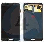 Samsung galaxy J720 oled lcd display scherm Black