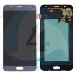 Samsung galaxy J720 oled lcd display scherm silver