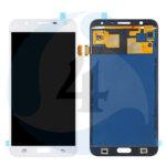 Samsung galaxy J720 oled lcd display scherm white