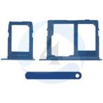 Samsung galaxy J810 J8 2018 sim tray blue