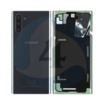Samsung galaxy N970 note 10 battery cover backcover black