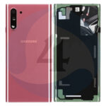 Samsung galaxy N970 note 10 battery cover backcover pink