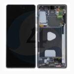 Samsung galaxy N980 N981 note 20 lcd service pack scherm display Black