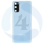 Samsung galaxy S20 G980 G981 backcover Blue