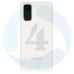 Samsung galaxy S20 G980 G981 backcover White