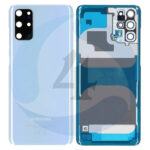 Samsung galaxy S20 plus 5 G G986 G985 backcover Blue