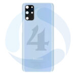 Samsung galaxy S20 plus G986 G985 backcover blue