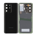 Samsung galaxy S20 ultra backcover service pack Black
