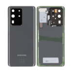 Samsung galaxy S20 ultra backcover service pack Grey
